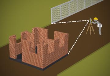 Aké úlohy vykonáva geodet pri výstavbe rodinného domu