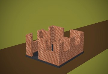 Geometrický plán a rozostavaná stavba